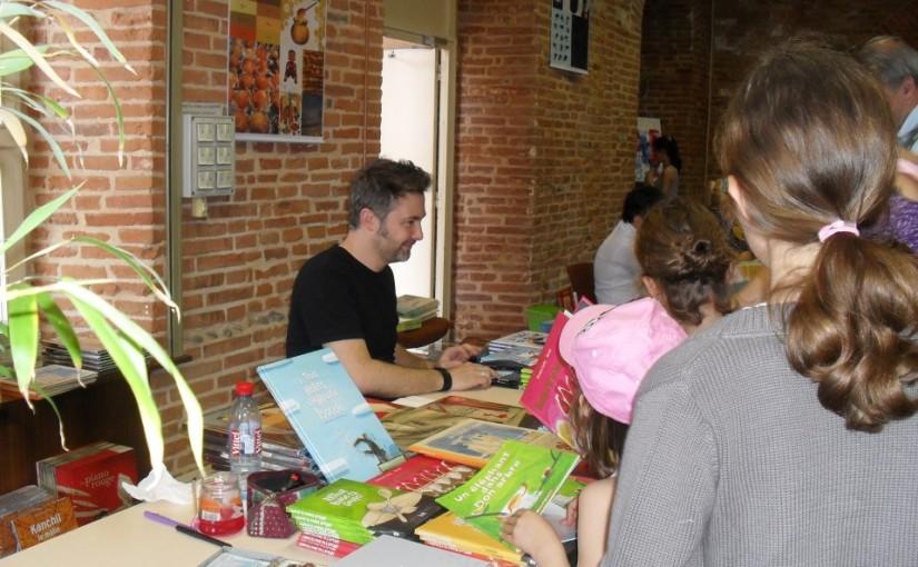 16e salon du livre jeunesse :  le 22 mars