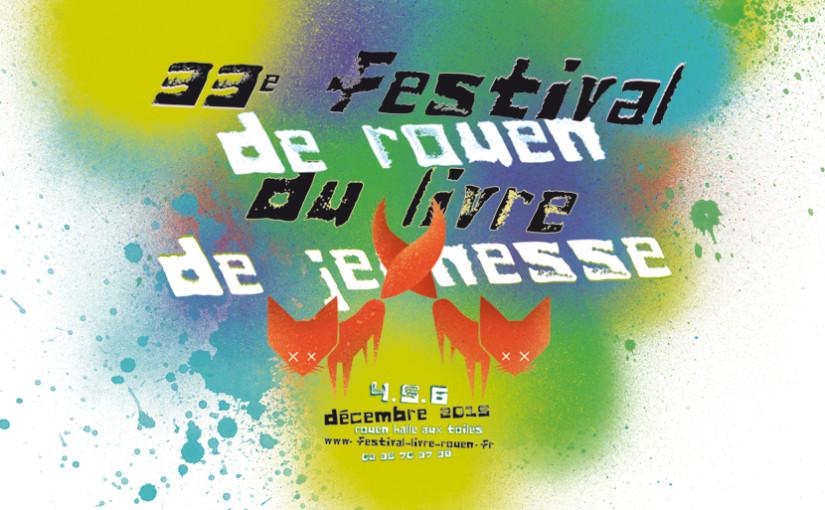 33è Festival du Livre Jeunesse : 4 – 5 – 6 décembre 2015