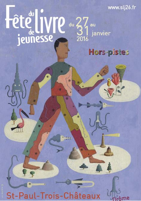 F te du livre de jeunesse de saint paul trois ch teaux - Office du tourisme saint paul trois chateaux ...