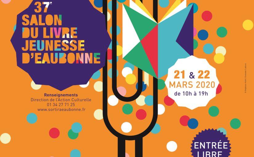 37e Salon du livre jeunesse d'Eaubonne