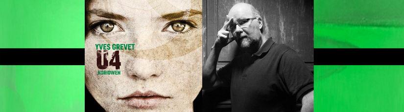 Rencontre avec Yves Grevet auteur de U4 .Koridwen
