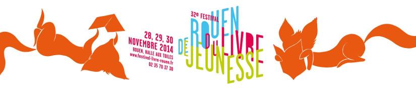 32è Festival du livre jeunesse : 28 – 29 – 30 novembre 2014