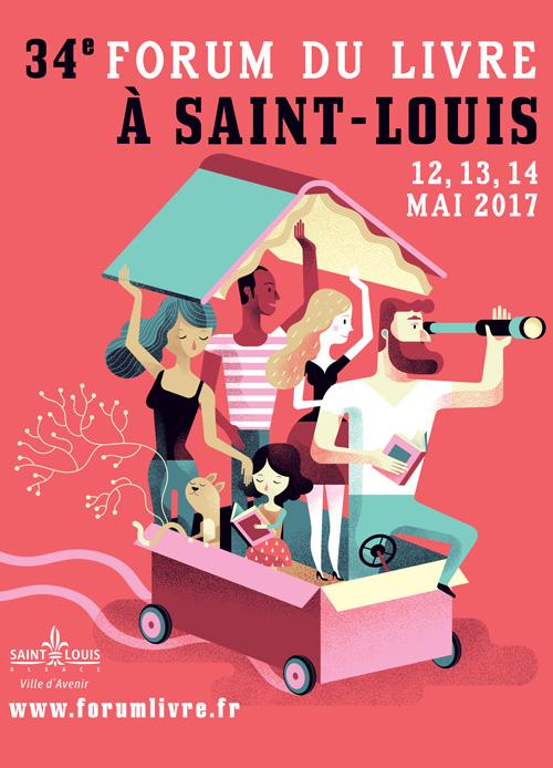 Mars 2017 foire du livre de saint louis - Salon du livre de saint louis ...